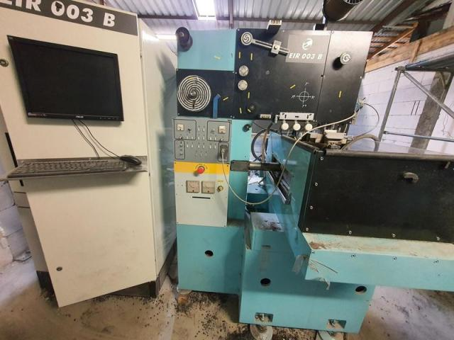 Ostatní stroje - vyjiskřovačky - EIR 003B