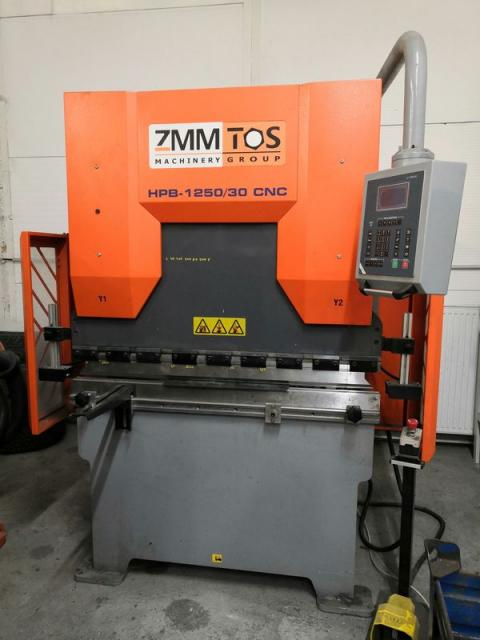 Lisy - ohraňovacie - HPB-1250/30 CNC