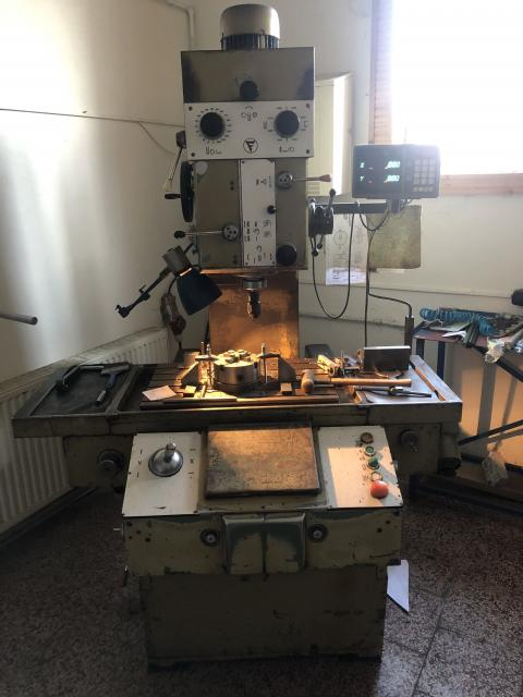 Drilling machines - coordinate - BKoE 400 x 630