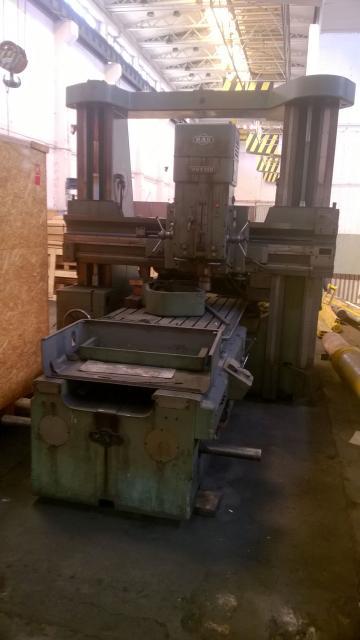 Drilling machines - coordinate - WKV 100