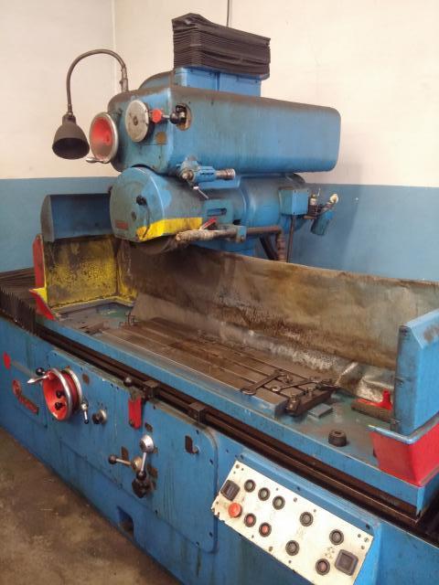 Grinding machines - centre - BUA 31/1000