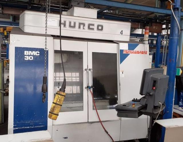 Obráběcí centra - vertikální - BMC 30