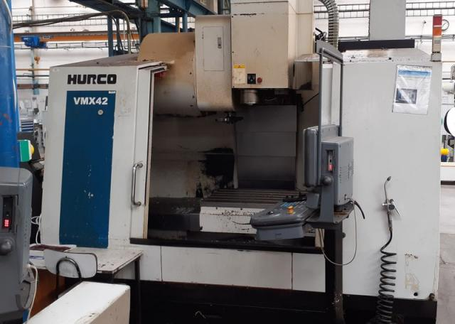 Machining centres - vertical - VMX 42