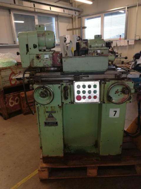 Grinding machines - centre - BUA 16A