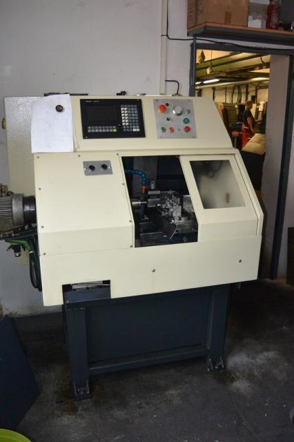 Soustruhy - CNC - Soustruh domácí výroby