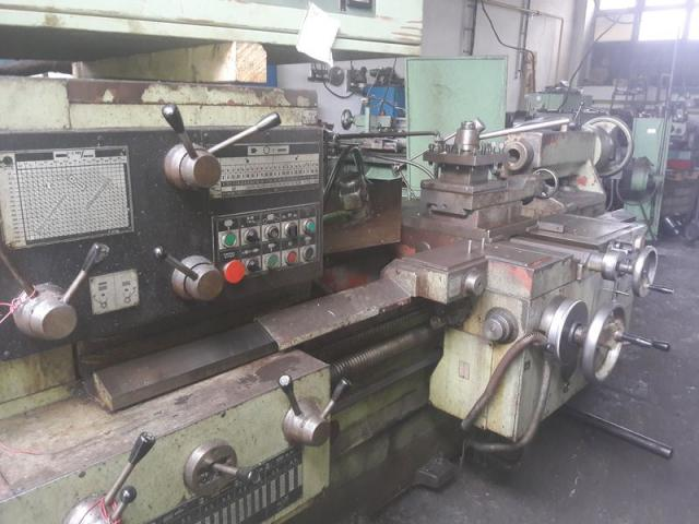 Lathes - centre - SUS 63/1250