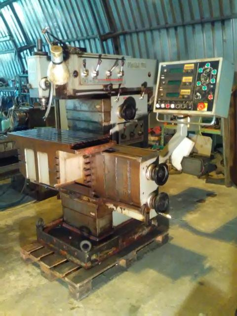Milling machines - tool - FNGJ 32
