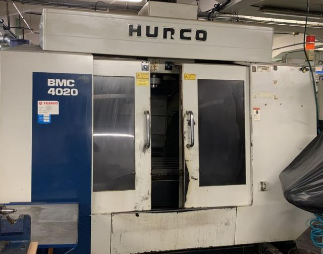 Machining centres - vertical - BMC 4020
