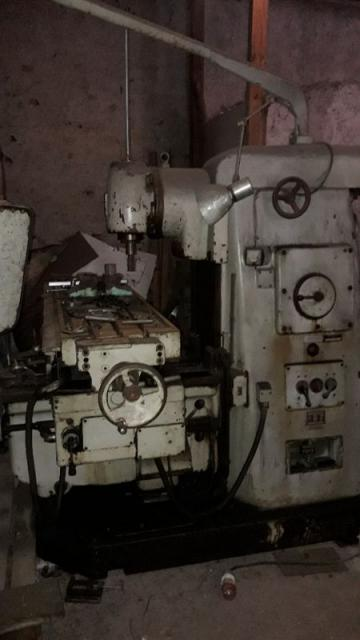 Milling machines - vertical - FA 5B