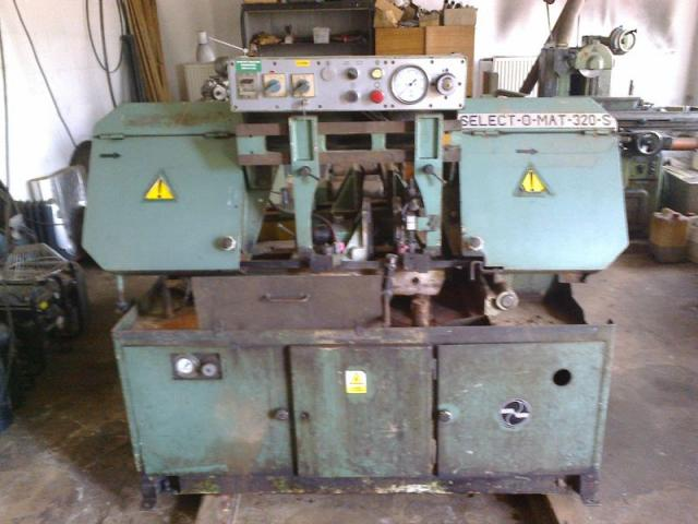 Other machines - saws - Select-o-mat-320-S