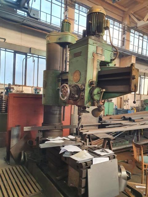 Drilling machines - radial - RFH 75/1500