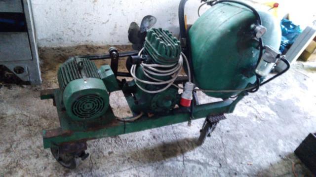 Ostatní stroje - ostatní - Kompresor 100l