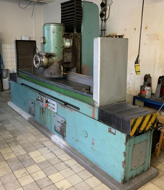 Grinding machines - surface - BPV 300/1500