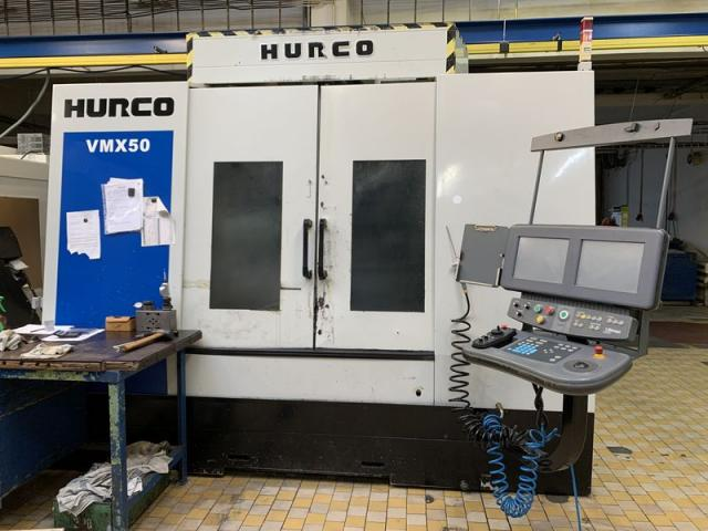 Machining centres - vertical - VMX 50