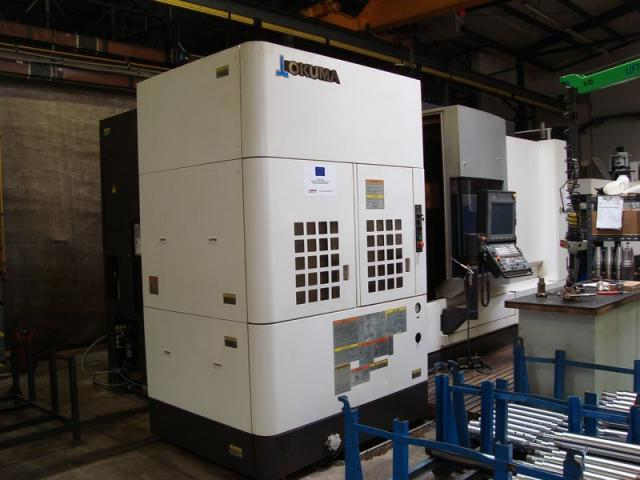 Sústruhy - CNC - Multus U 4000
