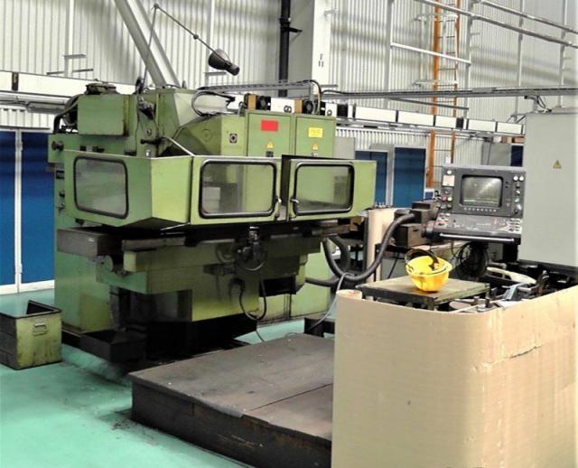 Frézky - CNC - FGS 63 CNC