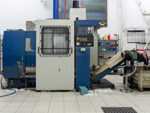 Lathes - CNC - SPR 100 CNC