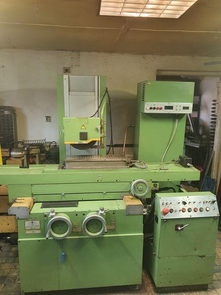 Grinding machines - surface - 3D 711B
