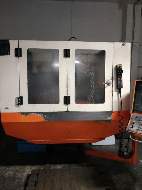 Milling machines - CNC - FNG 40 CNC A