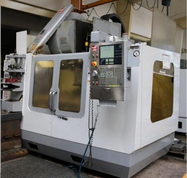 Machining centres - vertical - VF 3YT/50HE