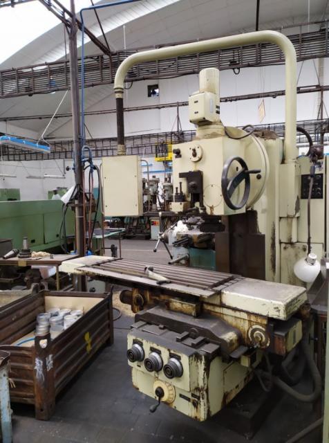 Milling machines - universal - F 315-E