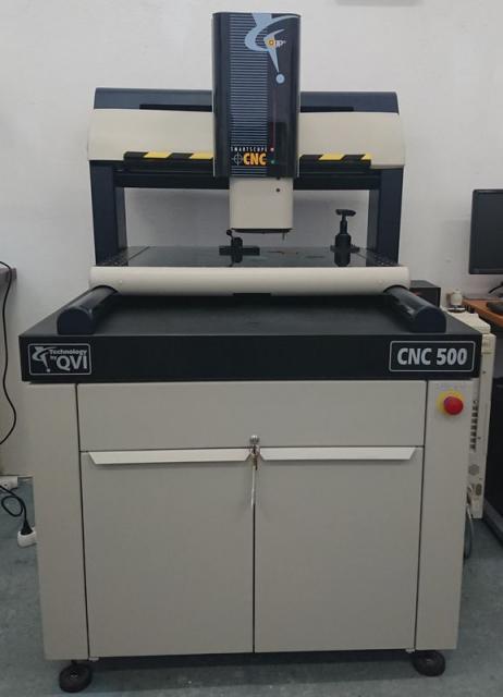Ostatní stroje - ostatní - Optický měřící stroj CNC 500