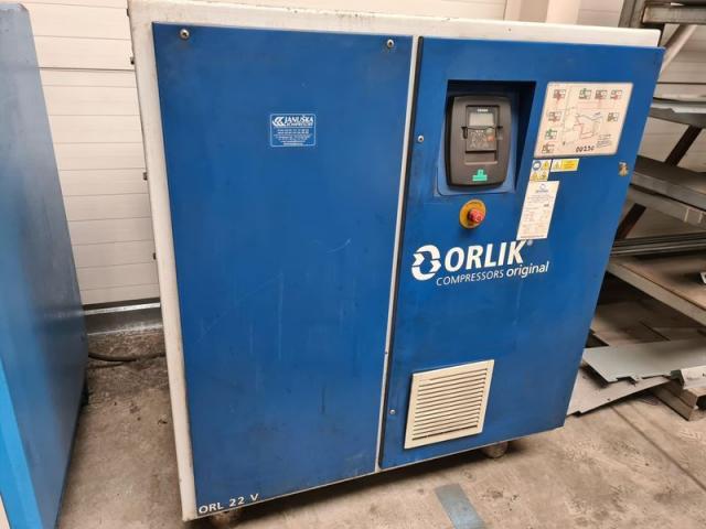 Ostatní stroje - ostatní - Kompresor ORL 22 V