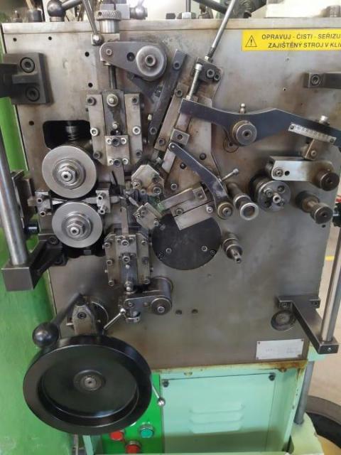 Ostatní stroje - ostatní - Pružinový automat FS – 2