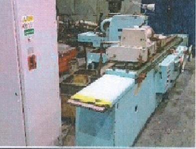 Grinding machines - centre - BH 25A/1500