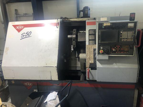 Soustruhy - CNC - S 50