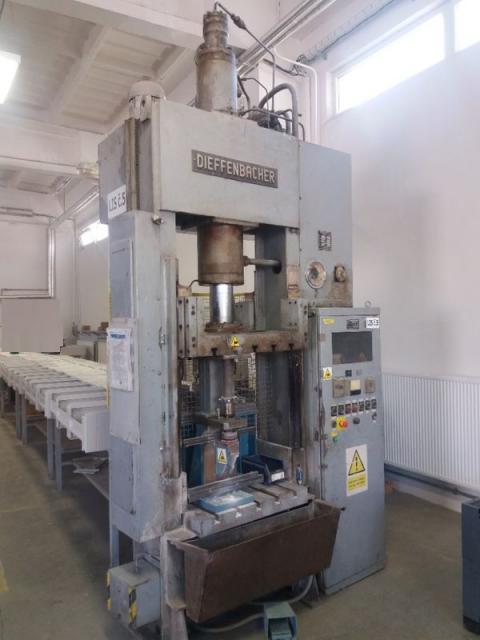 Presses - hydraulic - 40t