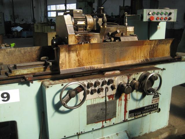 Grinding machines - centre - BUAJ 28/1000