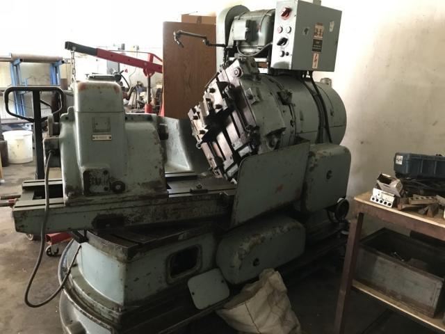 Gear machinery - gear shaping machines - ZSTWK 280x8
