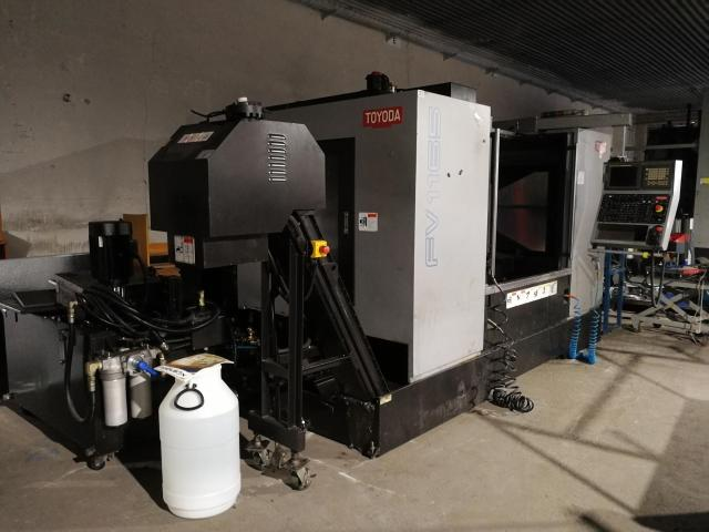 Machining centres - vertical - FV 1165