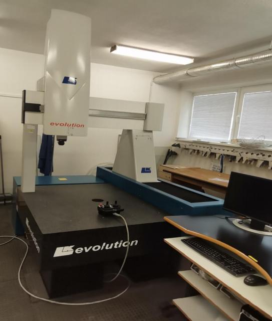 Ostatní stroje - ostatní - Měřící přístroj LK Evolution