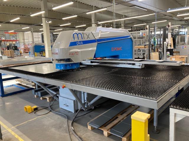 Ostatné stroje - vysekávacie stroje - MTX 12 Flex