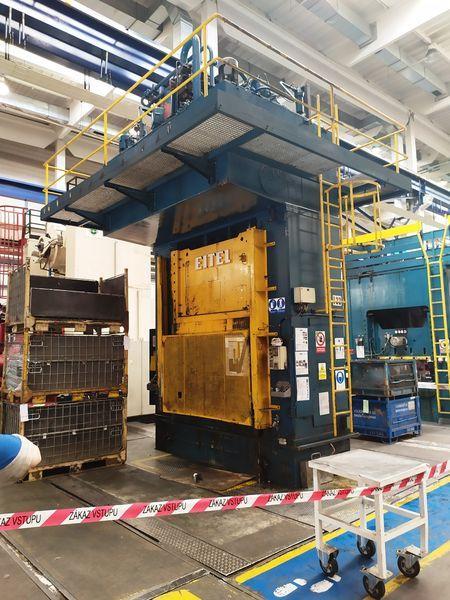 Presses - hydraulic - GZ 630