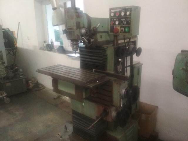Milling machines - tool - FN 20