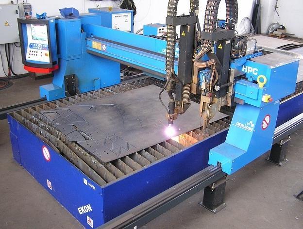 Flame cutting machines - plasmas - Oerlikon Oxy Tome 20