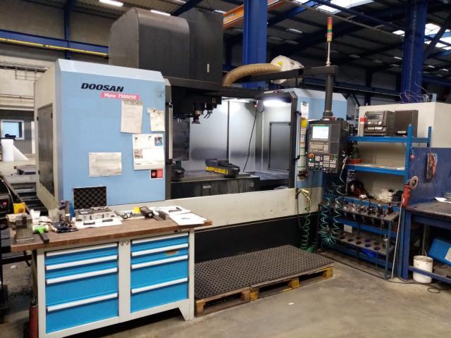 Machining centres - vertical - Mynx 7500/50