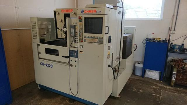 Other machines - wire cutting machines - CW-422S