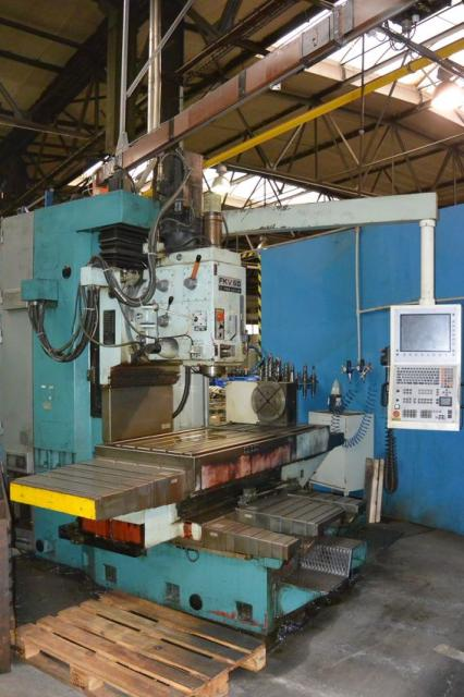 Milling machines - vertical - FKV 50