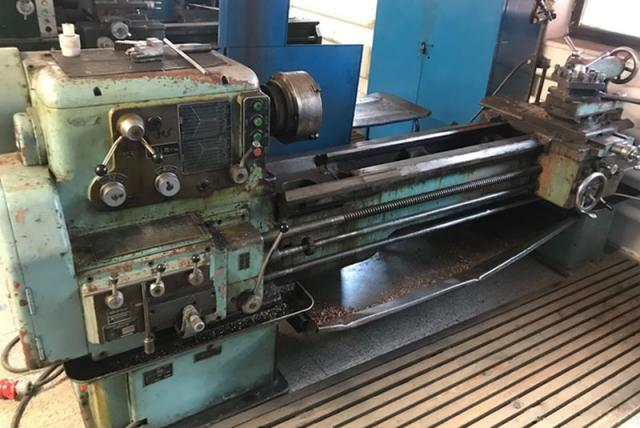 Lathes - centre - TUJ 48 P
