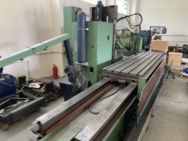 Milling machines - CNC - FSS 80