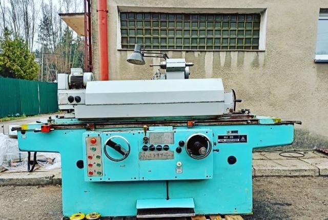 Grinding machines - centre - BU 28/1000