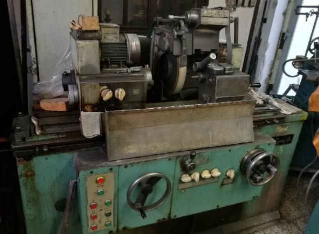Grinding machines - centre - BU 28/630