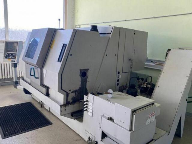 Lathes - CNC - G 200