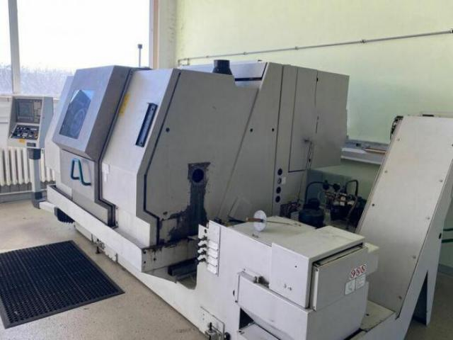 Sústruhy - CNC - G 200