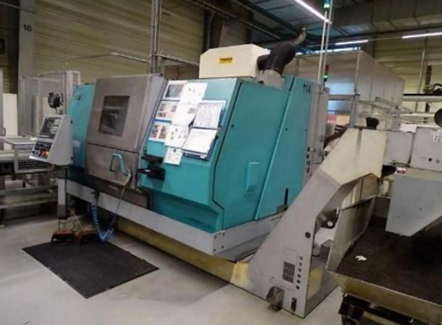 Lathes - CNC - G 300