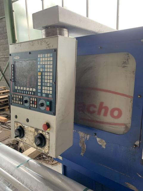 Lathes - CNC - Mustang 225/1000